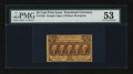 Fractional Currency:First Issue, Fr. 1282 25¢ First Issue PMG About Uncirculated 53.. ...