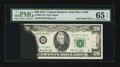 Error Notes:Ink Smears, Fr. 2071-B $20 1974 Federal Reserve Note. PMG Gem Uncirculated 65EPQ.. ...
