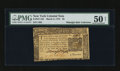 Colonial Notes:New York, New York March 5, 1776 $5 PMG About Uncirculated 50 Net.. ...