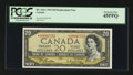 Canadian Currency: , BC-41bA $20 1954 Replacement. ...