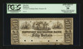 Obsoletes By State:Rhode Island, Newport, RI- Newport Exchange Bank $50 G20 Durand 678 Proof. ...