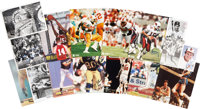 Assorted Sports Stars Signed Photos Group