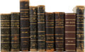 Books:Non-fiction, Official Register of the U.S. Military Academy (Eight Volumes, 1800-1906), plus the Army Register, 1812-1819... (Total: 9 Items)