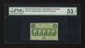 Fractional Currency:First Issue, Fr. 1313 50¢ First Issue PMG About Uncirculated 53 Net.. ...