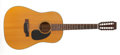 Musical Instruments:Acoustic Guitars, 1973 Martin D-12 Acoustic Guitar, #328795.... (Total: 2 Items)