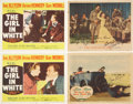 Movie/TV Memorabilia:Autographs and Signed Items, June Allyson Signed Lobby Cards.... (Total: 4 Items)