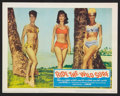 "Movie Posters:Sports, Ride the Wild Surf (Columbia, 1964). Lobby Card (11"" X 14""). Sports.. ..."
