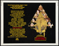 """Movie Posters:Mystery, Death on the Nile (Paramount, 1978). Half Sheet (22"""" X 28"""").Mystery.. ..."""