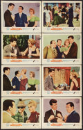 """Movie Posters:Rock and Roll, Teenage Millionaire (United Artists, 1961). Lobby Card Set of 8(11"""" X 14""""). Rock and Roll.. ... (Total: 8 Items)"""
