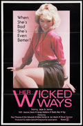 "Movie Posters:Academy Award Winners, Her Wicked Ways (1983). One Sheet (25"" X 38""). Adult.. ..."