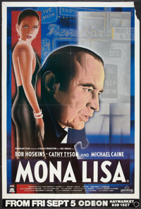"Mona Lisa (Hand Made Films, 1986). British Poster (40"" X 60""). Crime"