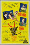 """Movie Posters:Musical, Funny Girl (Columbia, 1968). Australian One Sheet (27"""" X 40""""). Musical.. ..."""