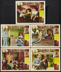 "Movie Posters:Drama, To Kill a Mockingbird (Universal, 1963). Lobby Cards (5) (11"" X 14""). Drama.. ... (Total: 5 Items)"