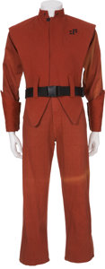 Movie/TV Memorabilia:Costumes, V TV Miniseries - Robert Englund's Costume VisitorUniform.... (Total: 4 Items)
