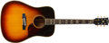 Musical Instruments:Acoustic Guitars, 1964 Gibson SJ Acoustic Guitar, #64626.... (Total: 2 Items)
