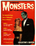 Magazines:Horror, Famous Monsters of Filmland #1 (Warren, 1958) Condition: VG-....