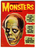 Magazines:Horror, Famous Monsters of Filmland #3 (Warren, 1959) Condition: VG-....