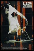 """Movie Posters:Rock and Roll, U2: Rattle and Hum (Paramount, 1988). One Sheet (27"""" X 40""""). RockDocumentary. ..."""
