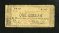 Obsoletes By State:Arkansas, Fort Smith, AR- Mayers Brothers, Druggists $1 Jan. 9, 1862. ...