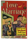 Golden Age (1938-1955):Romance, Love and Marriage #3 Mile High pedigree (Superior, 1952) Condition:VF....