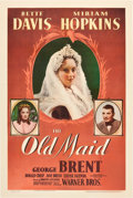 "Movie Posters:Drama, The Old Maid (Warner Brothers, 1939). One Sheet (27"" X 41"").. ..."