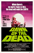 "Movie Posters:Horror, Dawn of the Dead (United Film Distribution, 1978). One Sheet (27"" X 41"").. ..."