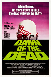 "Dawn of the Dead (United Film Distribution, 1978). One Sheet (27"" X 41"")"