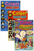 Bronze Age (1970-1979):Cartoon Character, Casper the Friendly Ghost Related File Copy Group (Harvey, 1970s)Condition: Average VF/NM.... (Total: 27 Comic Books)