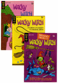 Bronze Age (1970-1979):Humor, Wacky Witch File Copy Group (Gold Key, 1970-75) Condition: AverageVF+.... (Total: 20 Comic Books)