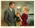 "Movie Posters:Hitchcock, North by Northwest (MGM, 1959). Color Photos (8) (8"" X 10"").. ...(Total: 8 Items)"