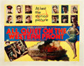 "Movie Posters:Academy Award Winners, All Quiet on the Western Front (Universal, 1930). Half Sheet (22"" X28"") Style B.. ..."
