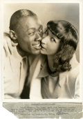 """Movie Posters:Miscellaneous, Stepin Fetchit (1930). Photo (8"""" X 10"""").. ..."""