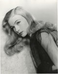 "Movie Posters:Film Noir, Veronica Lake (Paramount, 1940s). Portrait Photo (11"" X 14"").. ..."