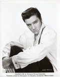 "Movie Posters:Elvis Presley, Elvis Presley (Paramount, 1957). Portrait Photo (8"" X 10"").. ..."