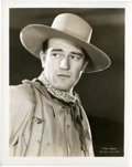 """Movie Posters:Western, John Wayne in """"Stagecoach"""" (United Artists, 1939). Photo (8"""" X 10"""").. ..."""