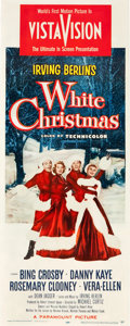 """Movie Posters:Musical, White Christmas (Paramount, 1954). Insert (14"""" X 36"""").. ..."""