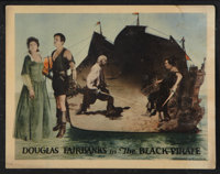 "The Black Pirate (United Artists, 1926). Lobby Card (11"" X 14""). Swashbuckler"