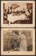 "Movie Posters:Drama, Tol'able David Lot (First National, 1921). Lobby Cards (2) (11"" X 14""). Drama.. ... (Total: 2 Items)"