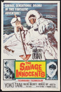 """Movie Posters:Adventure, The Savage Innocents (Paramount, 1960). One Sheet (27"""" X 41"""").Adventure.. ..."""