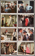 "Movie Posters:Romance, Breakfast At Tiffany's (Paramount, 1961). Color Photos (8) (8"" X10""). Romance.. ... (Total: 8 Items)"