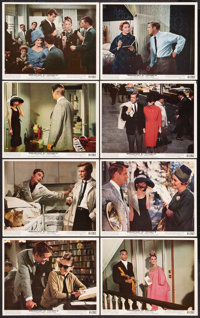 """Breakfast At Tiffany's (Paramount, 1961). Color Photos (8) (8"""" X 10""""). Romance. ... (Total: 8 Items)"""