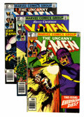 Modern Age (1980-Present):Superhero, X-Men #142-250 Box Lot (Marvel, 1981-89) Condition: Average VF+....(Total: 109 Comic Books)