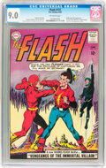 Silver Age (1956-1969):Superhero, The Flash #137 (DC, 1963) CGC VF/NM 9.0 Off-white pages....