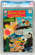 Silver Age (1956-1969):Superhero, Detective Comics #300 (DC, 1962) CGC NM- 9.2 Cream to off-white pages....