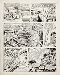 Original Comic Art:Panel Pages, Jack Kirby and Bill Wray The Astrals page 2 Original Art (c.late 1970s)....