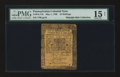 Colonial Notes:Pennsylvania, Pennsylvania May 1, 1760 10s PMG Choice Fine 15 Net.. ...