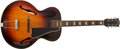 Musical Instruments:Acoustic Guitars, 1950s-60s Gibson L-50 Acoustic Guitar, #37381.... (Total: 2 Items)