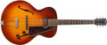 Musical Instruments:Acoustic Guitars, 1930s Gibson ES-150 Electric Archtop Guitar, No Serial Number....