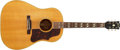 Musical Instruments:Acoustic Guitars, 1957 Gibson Country Western Acoustic Guitar, #U1860.... (Total: 2Items)
