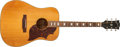 Musical Instruments:Acoustic Guitars, 1974-76 Gibson SJ Deluxe Acoustic Guitar, No Serial Number.... (Total: 2 Items)